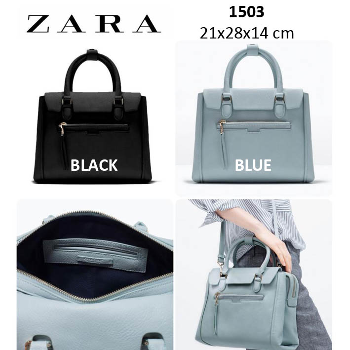 c2f5118091 1503 Zara Bag - SISBROW - Firsthand Original Branded Bags with Lowest Price  Ever!!