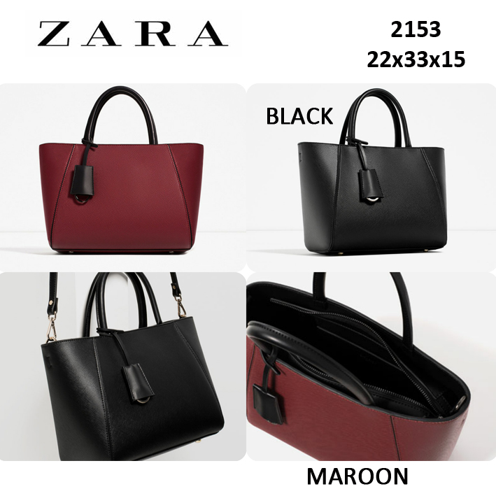 dfb3e60f54 2153 Zara Bag - SISBROW - Firsthand Original Branded Bags with Lowest Price  Ever!!
