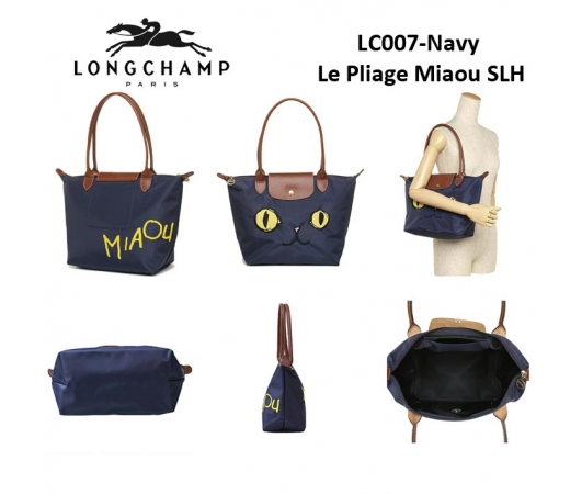 LC007 Longchamp Le Pliage Miaou SLH Bag - SISBROW - Firsthand ... 89a2d01a59231